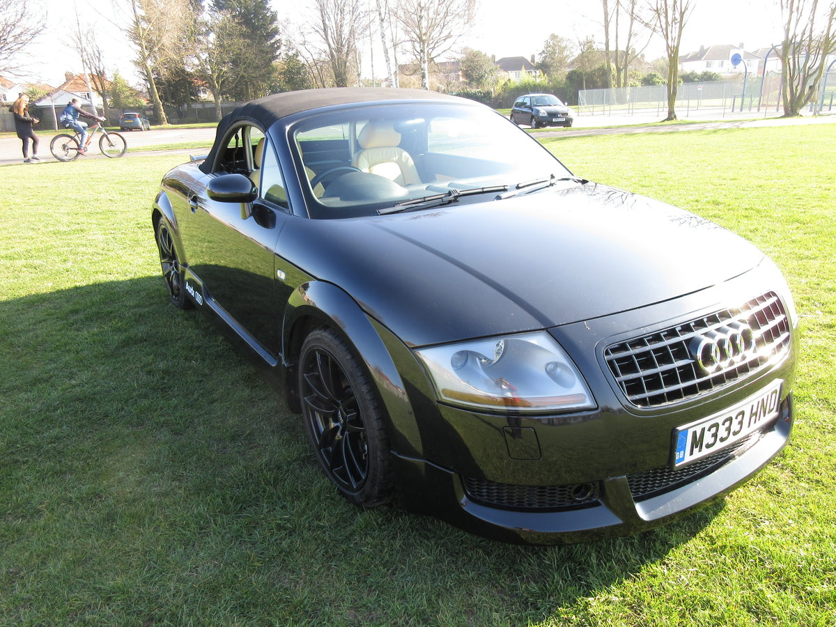 2004 Audi TT Mk1 8N 3.2 Manual with full Votex For Sale (picture 1 of 6)