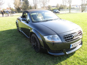 2004 Audi TT Mk1 8N 3.2 Manual with full Votex