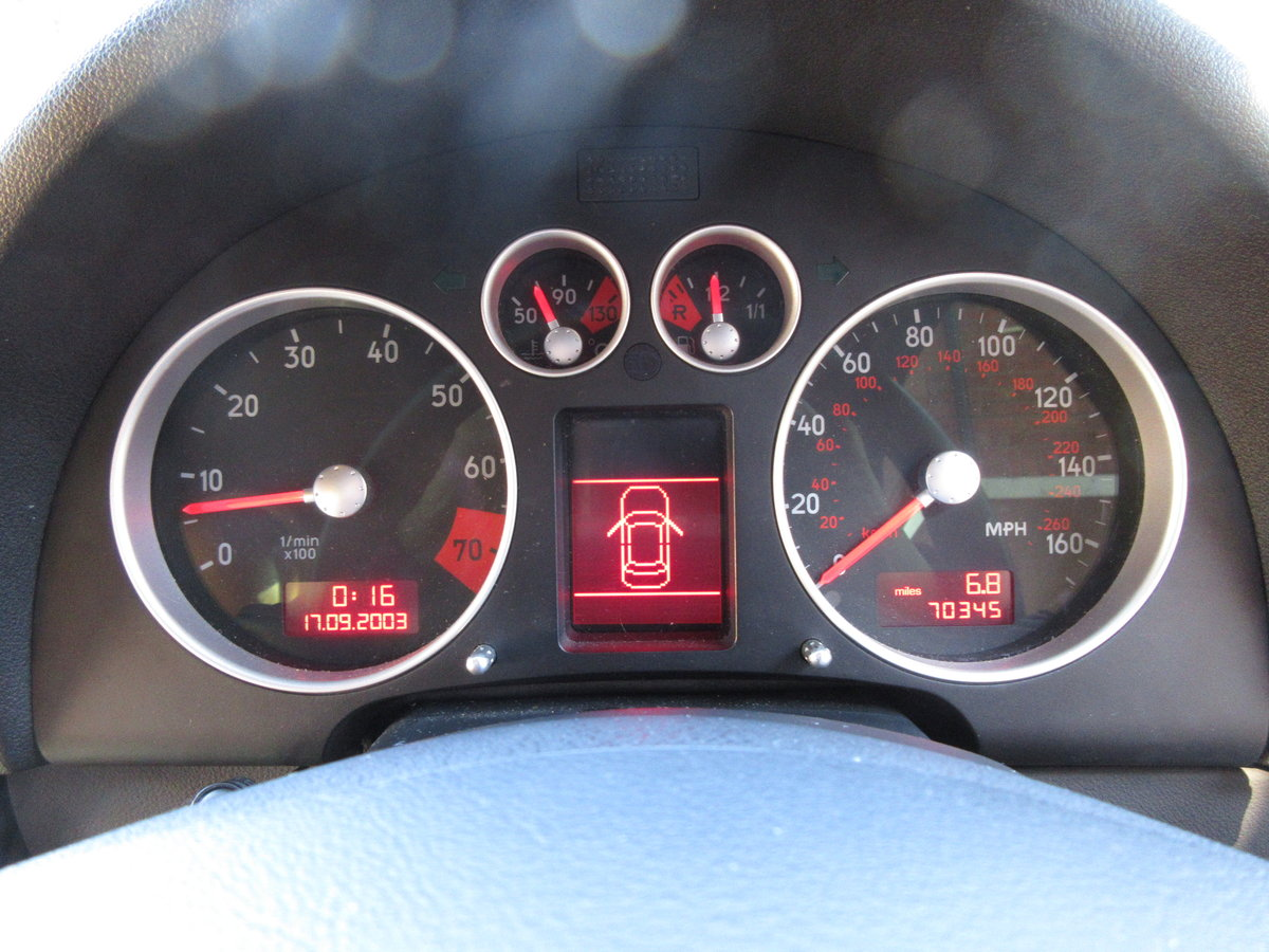 2004 Audi TT Mk1 8N 3.2 Manual with full Votex For Sale (picture 4 of 6)