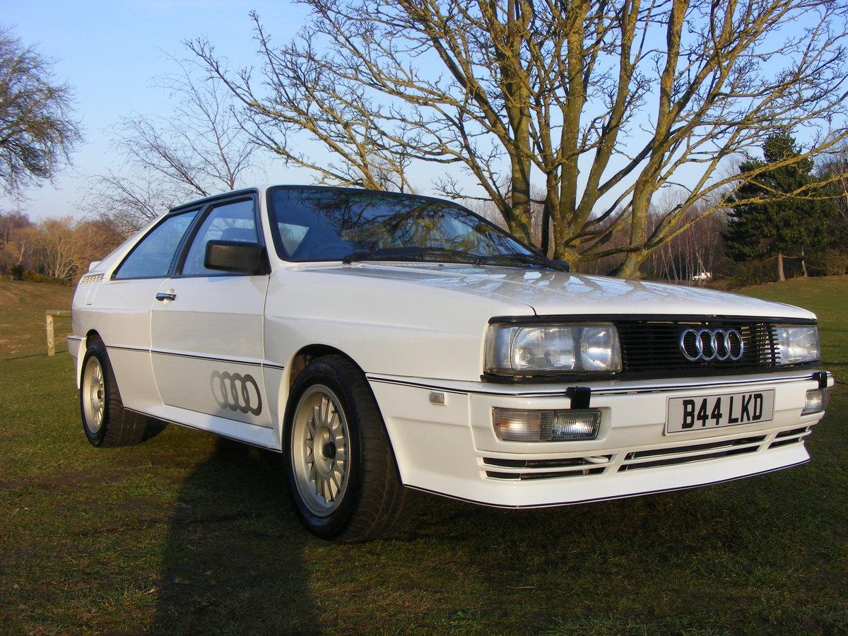 Audi UR Quattro 1985 SOLD (picture 2 of 6)