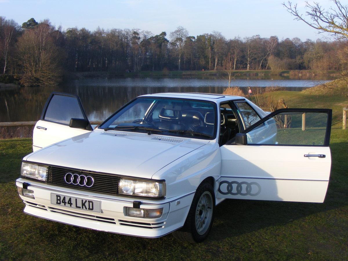 Audi UR Quattro 1985 SOLD (picture 3 of 6)