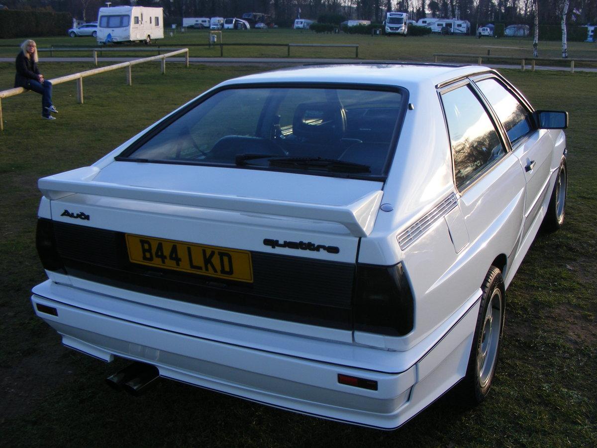 Audi UR Quattro 1985 SOLD (picture 4 of 6)