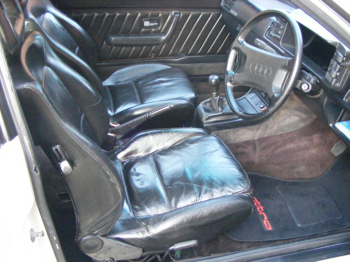 Audi UR Quattro 1985 SOLD (picture 6 of 6)