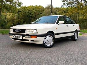 1990 AUDI 90 2.3E AUTO For Sale