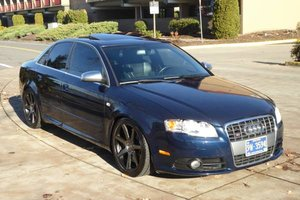 2006 Audi S4 AWD LOW MILES = SOLD