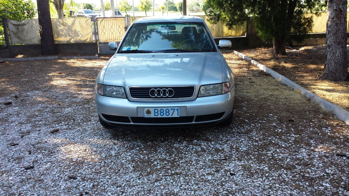 1998 Audi A4 2.5 TDI V6 150HP For Sale (picture 2 of 5)