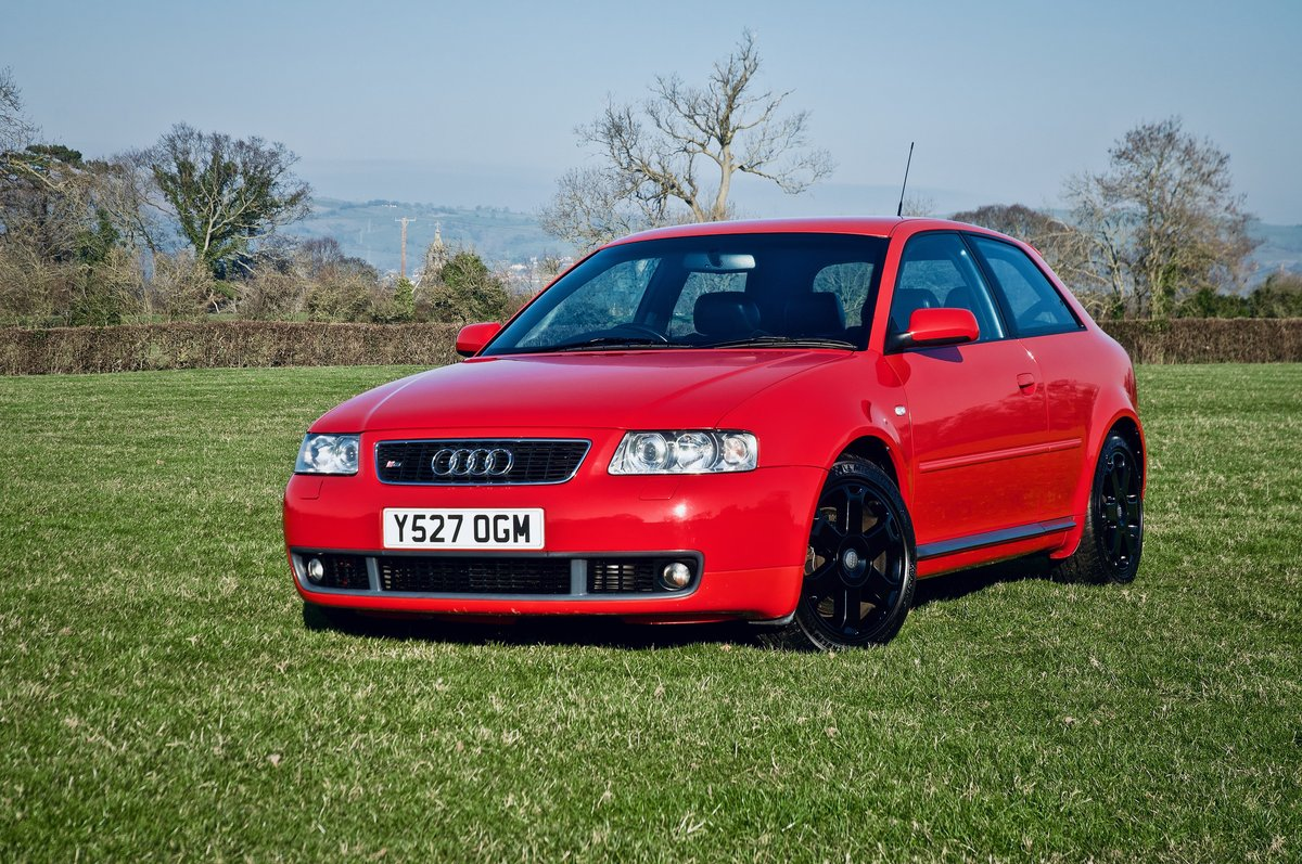 2001 Impeccable Audi S3 8L For Sale (picture 1 of 6)