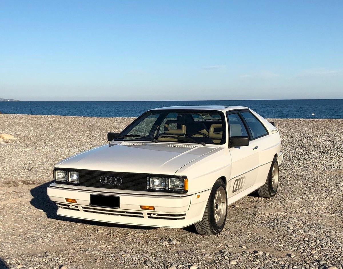 1983 – Audi UR Quattro  For Sale by Auction (picture 1 of 5)