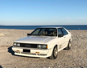 1983 – Audi UR Quattro  For Sale by Auction