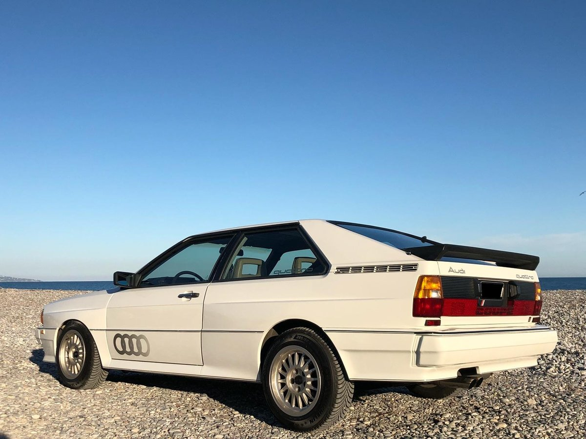 1983 – Audi UR Quattro  For Sale by Auction (picture 2 of 5)