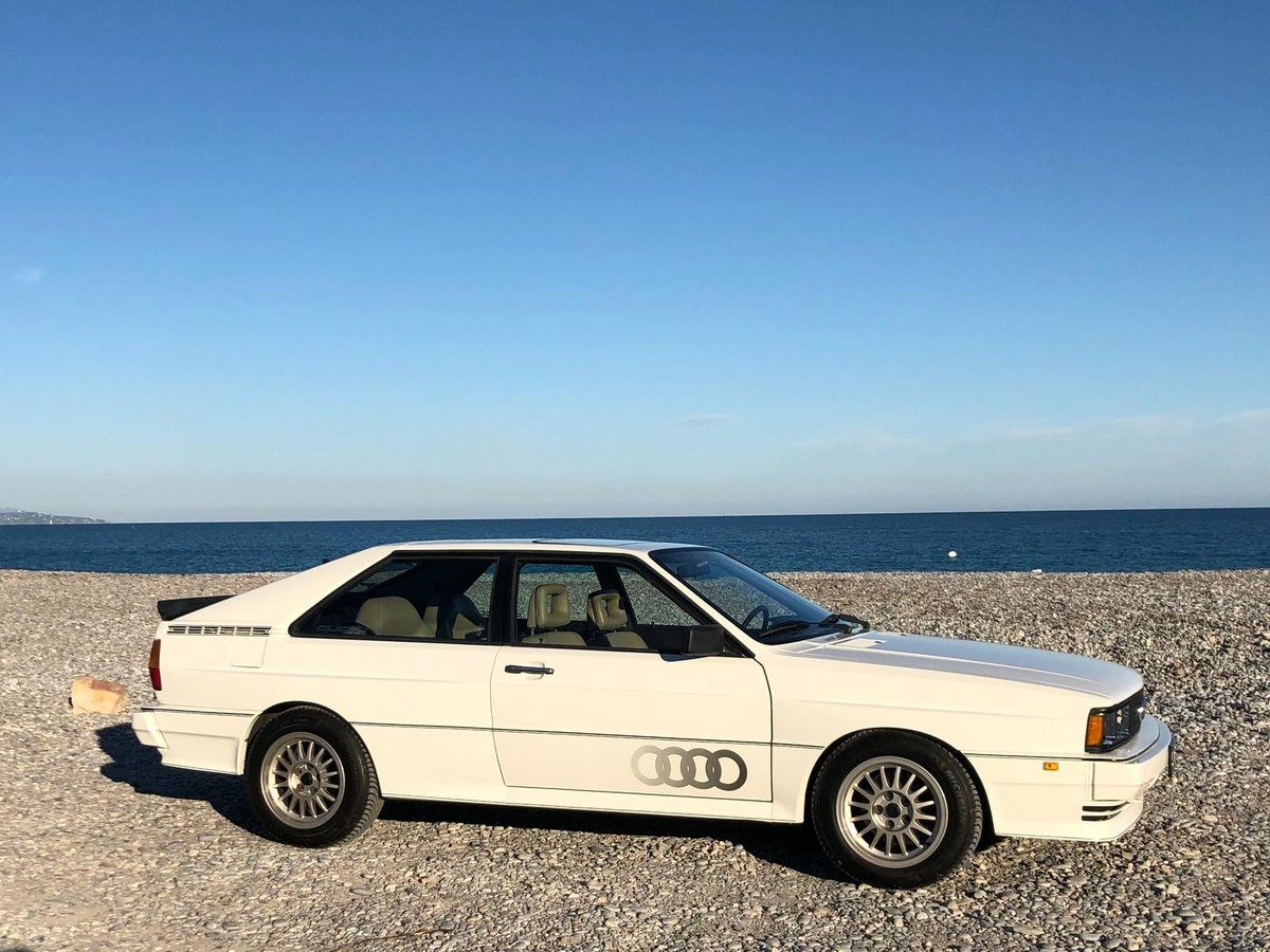 1983 – Audi UR Quattro  For Sale by Auction (picture 3 of 5)