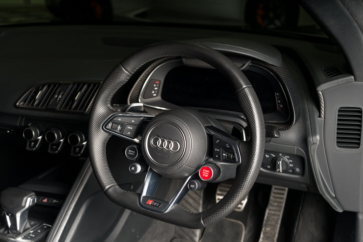 AUDI R8 V10 PLUS COUPE 2016 For Sale (picture 4 of 6)