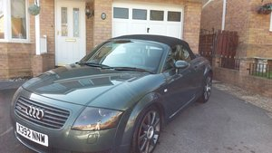 2000 AUDI TT ROADSTER QUATTRO 225 For Sale