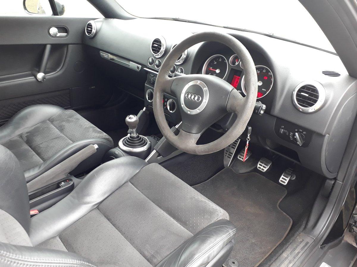 2005 Audi TT Quattro Sport (240) For Sale (picture 4 of 6)