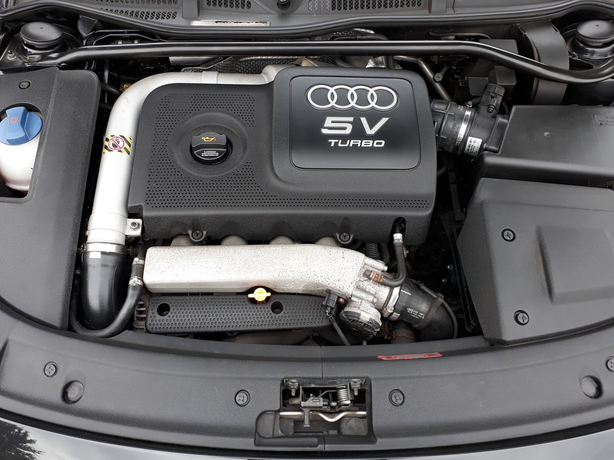 2005 Audi TT Quattro Sport (240) For Sale (picture 5 of 6)