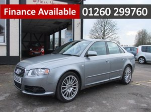 2006 AUDI A4 2.0 T S LINE SPECIAL EDITION 4DR For Sale