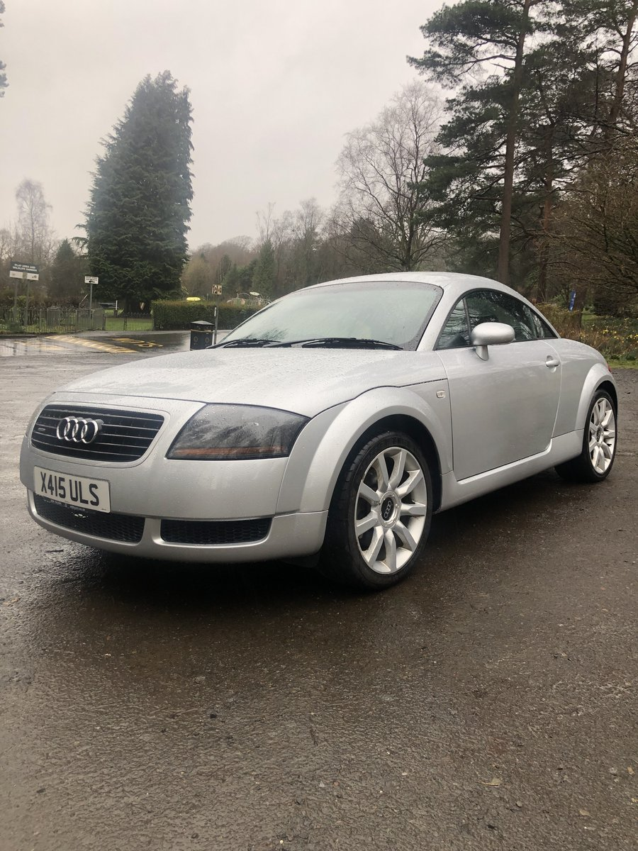 2000 Audi TT 180 For Sale | Car And Classic