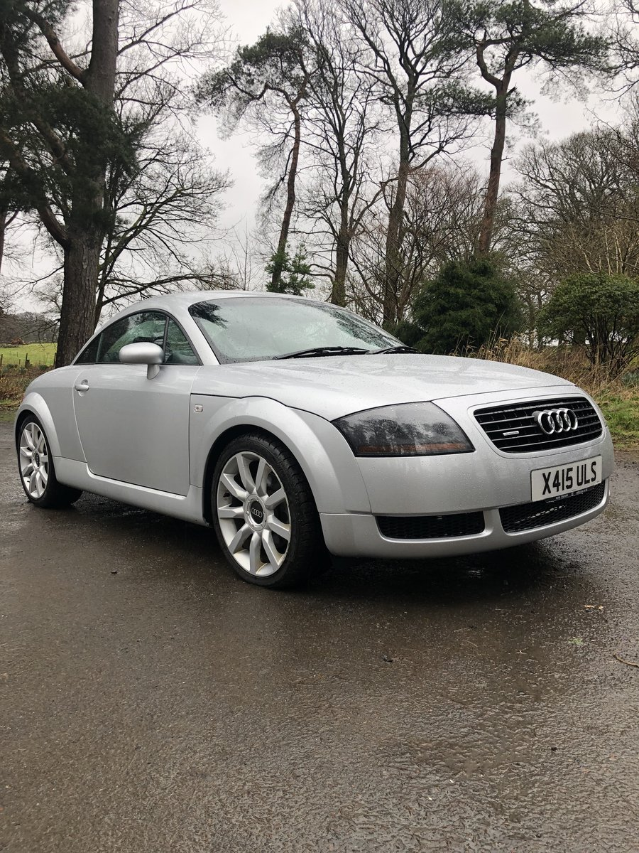 2000 Audi TT 180 For Sale (picture 2 of 6)
