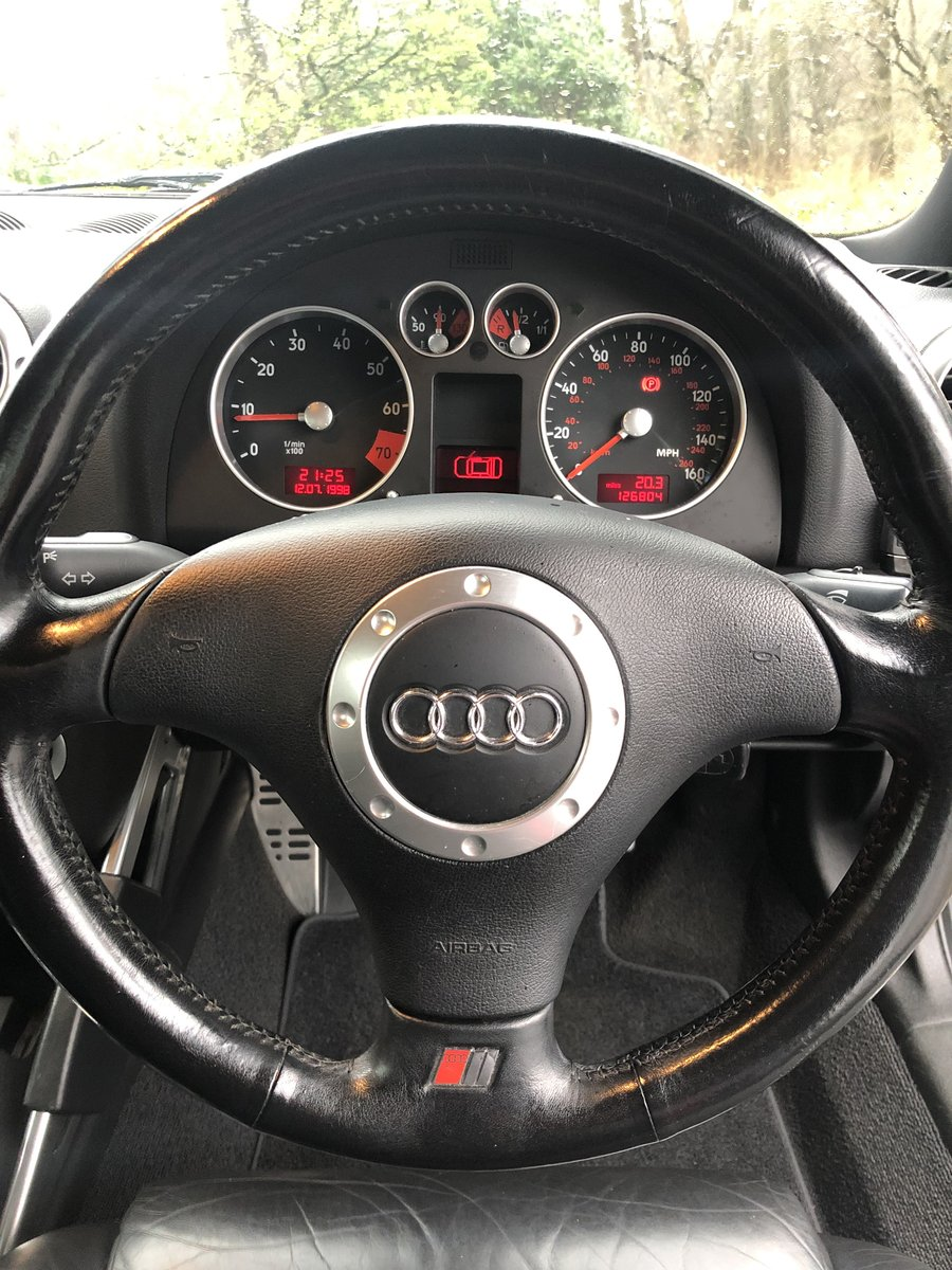 2000 Audi TT 180 For Sale (picture 5 of 6)