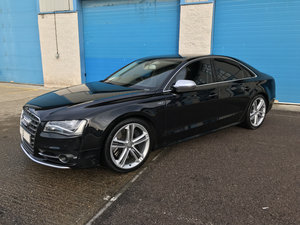 2012 AUDI S8 4.0 V8  TFSI 520-BHP QUATTRO MEGA BIG SPEC CAR  SOLD
