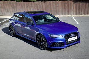 2017/17 Audi RS6 Performance For Sale