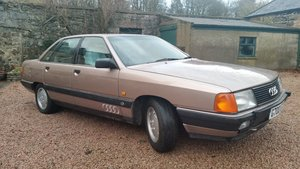 1990 Audi 100E C3