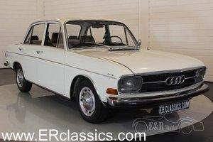 Audi 60L 4 Sedan 1972 4-door Original German delivery. For Sale