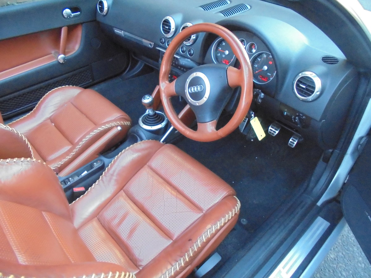2001 audi tt 225 bhp convertable For Sale (picture 5 of 6)