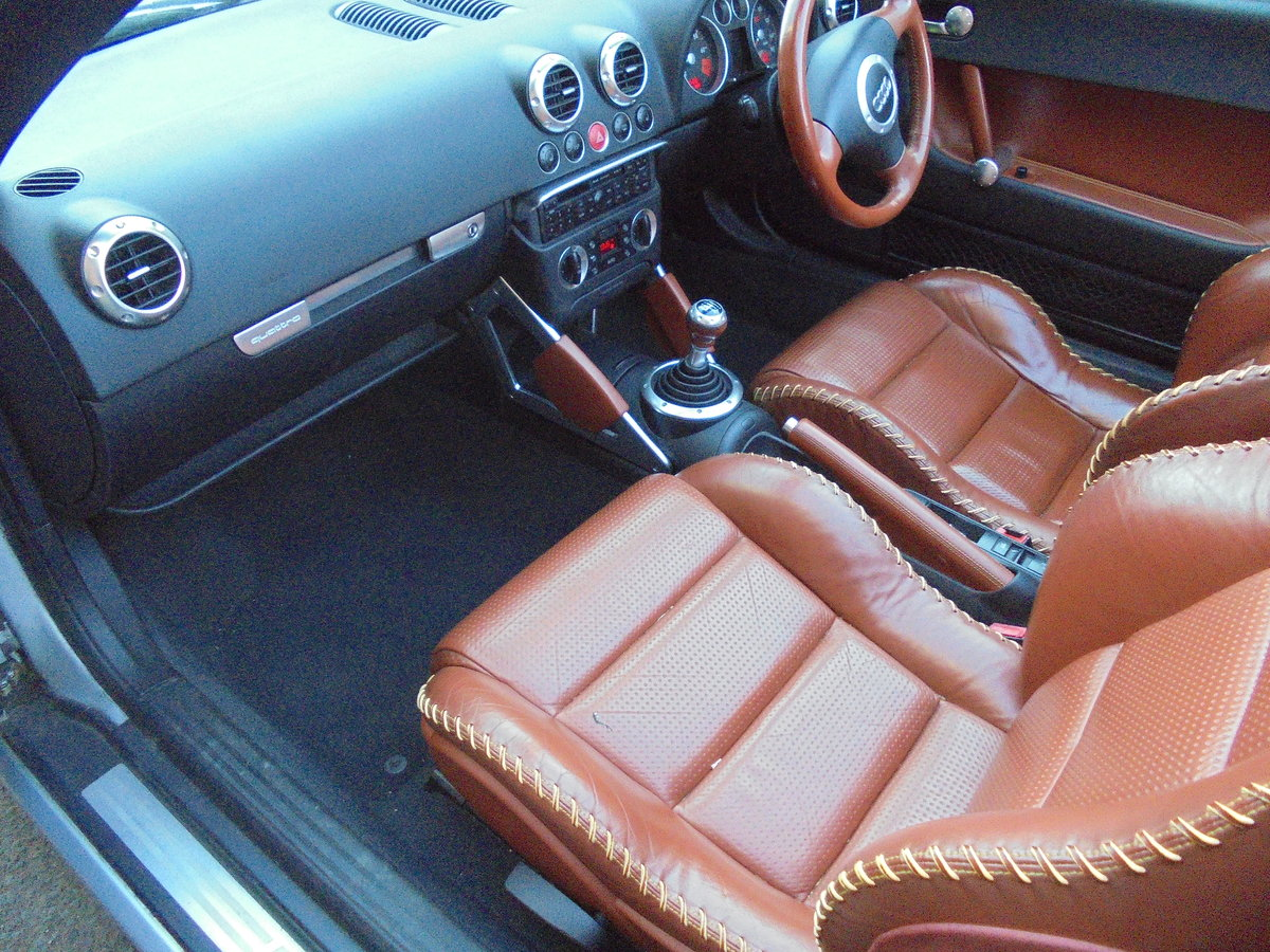 2001 audi tt 225 bhp convertable For Sale (picture 6 of 6)