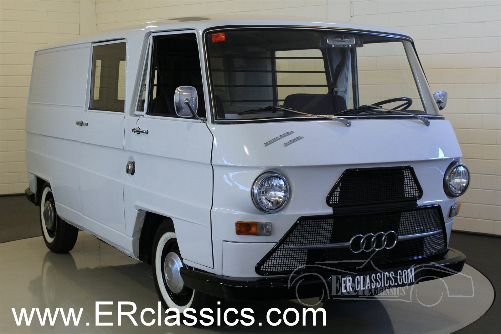Auto-Union F1000-D 1964 Bus For Sale (picture 1 of 6)