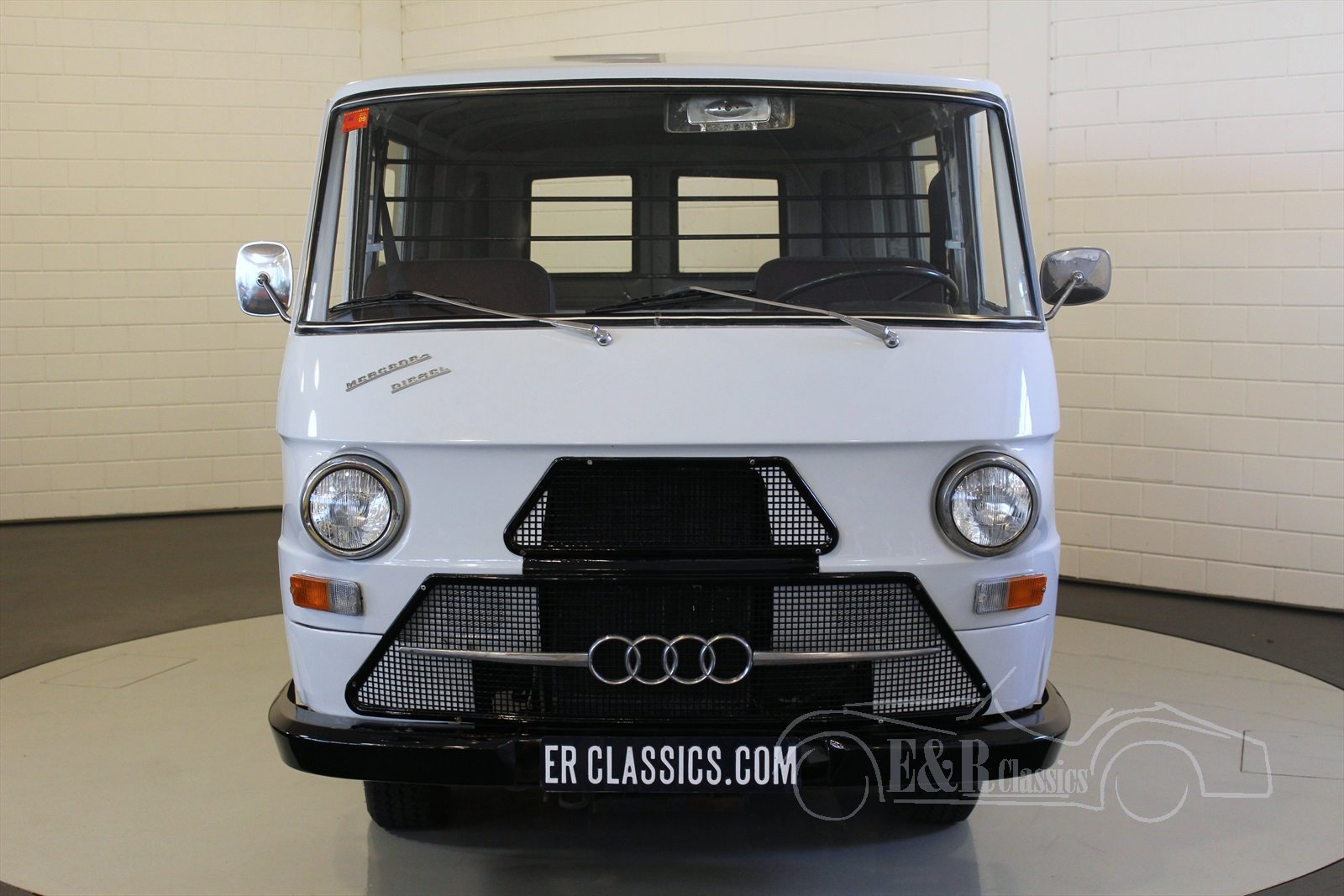 Auto-Union F1000-D 1964 Bus For Sale (picture 4 of 6)