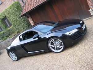 Audi R8 Quattro 6 Spd Manual With Only 27,000 Miles From New