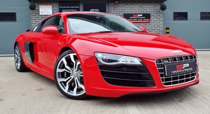 2010 Audi R8 5.2 V10 Manual Low Miles Great Example