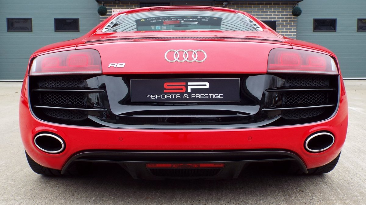 2010 Audi R8 5.2 V10 Manual Low Miles Great Example  For Sale (picture 6 of 6)