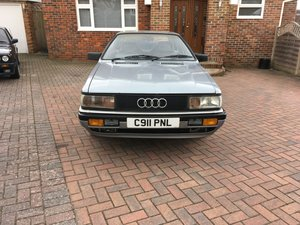 AUDI 80 COUPE GT B2 1986 For Sale