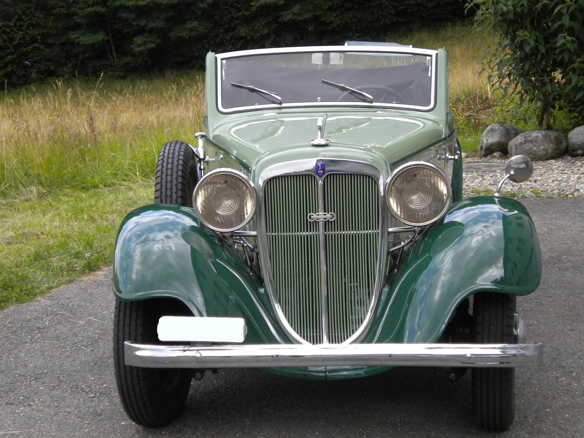 1938 rare prewar Audi for sale For Sale (picture 1 of 6)