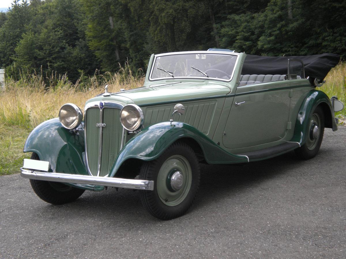 1938 rare prewar Audi for sale For Sale (picture 2 of 6)