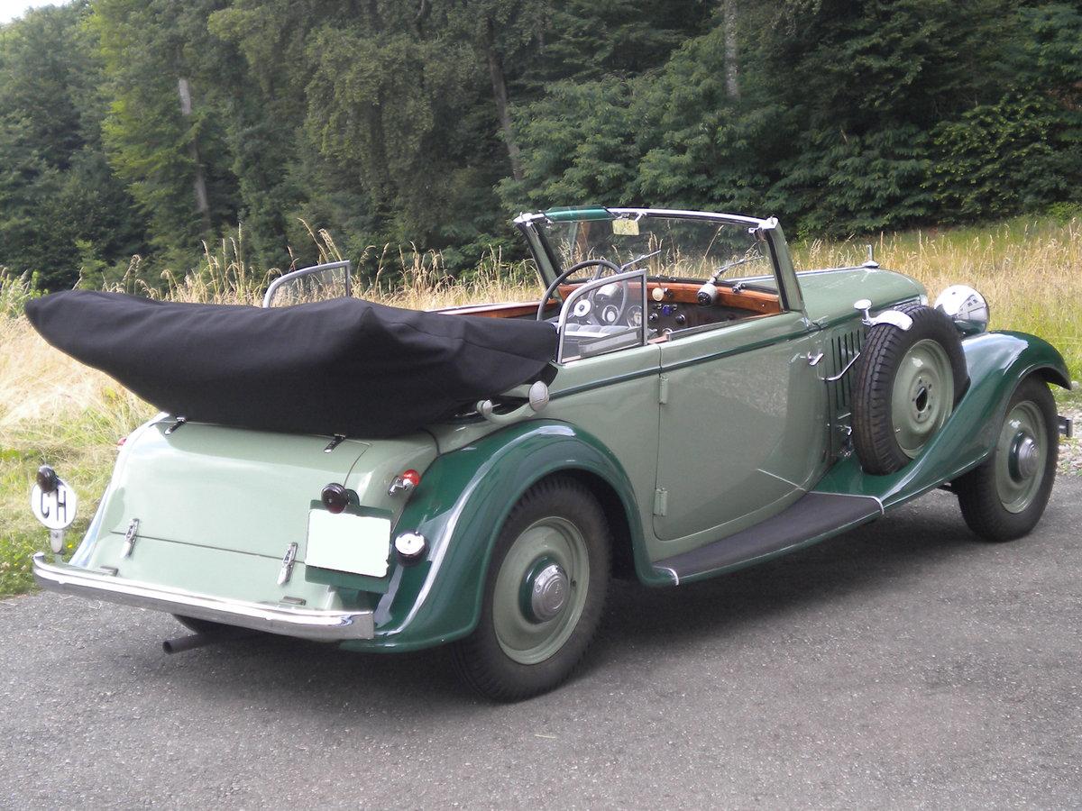 1938 rare prewar Audi for sale For Sale (picture 5 of 6)