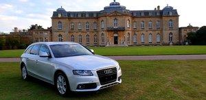 2008 LHD Audi A4 Avant 2.0TDI 1986cc Multitronic 2008MY SE L