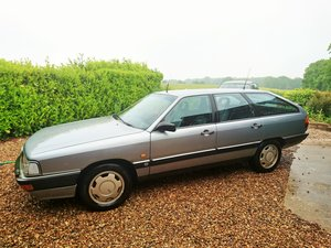 1986 Rare 200 Avant quattro turbo.ex John Haynes OBE For Sale