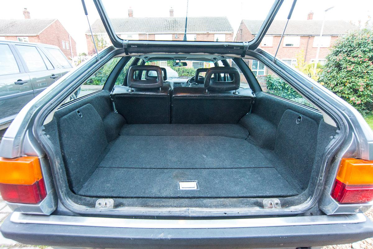 1986 Rare 200 Avant quattro turbo.ex John Haynes OBE For Sale (picture 5 of 6)