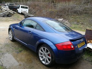 2002 AUDI TT 225 PROJECT For Sale