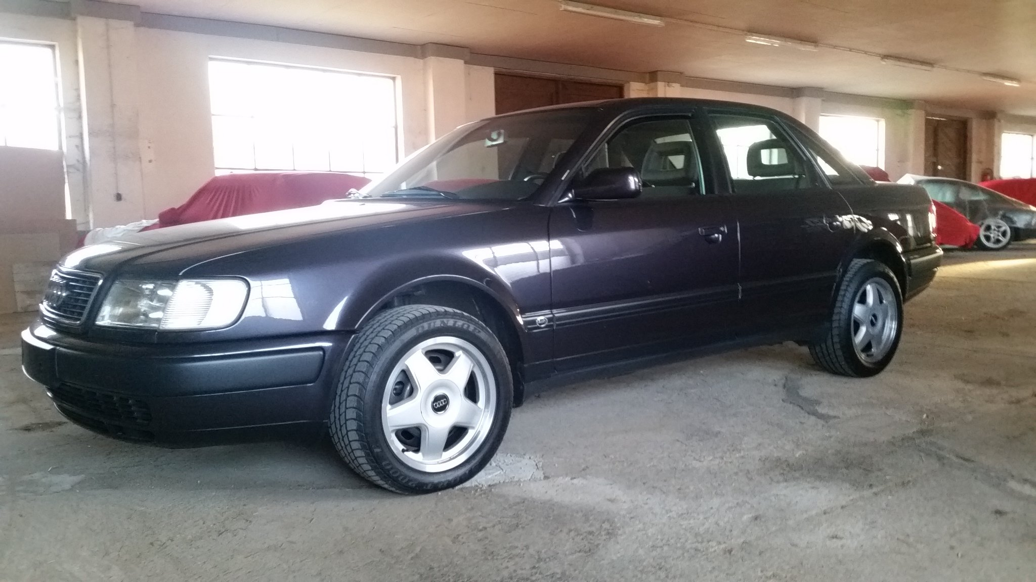 1992 Audi 100 C4 S4 1st owner, totally original, For Sale (picture 1 of 5)