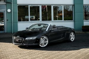 2014 AUDI R8 V8 SPYDER | CARBON INTERIOR + B&O SOUND SOLD