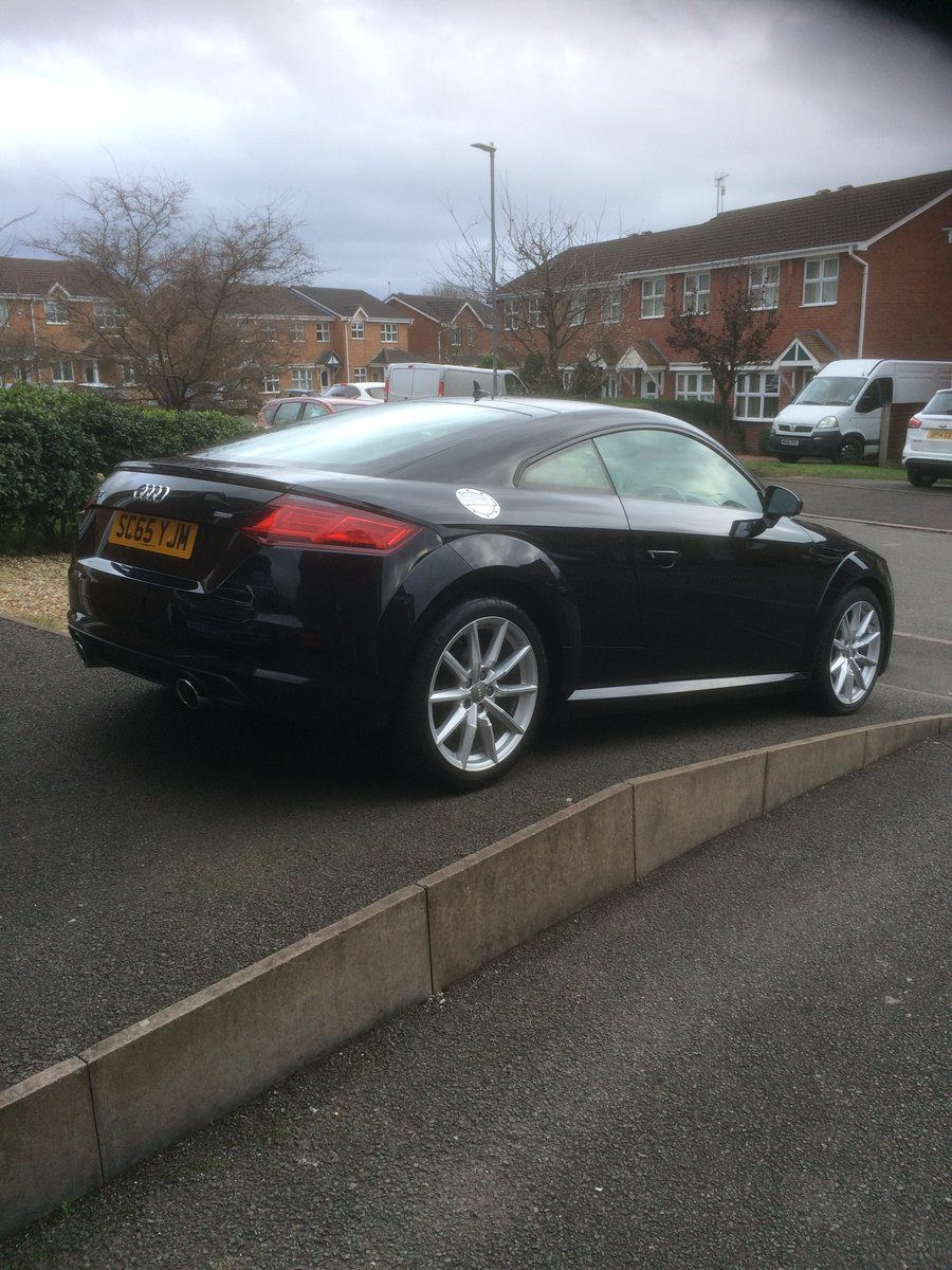 2015 Audi TT ultra 2.0 Diesel Black For Sale (picture 2 of 4)
