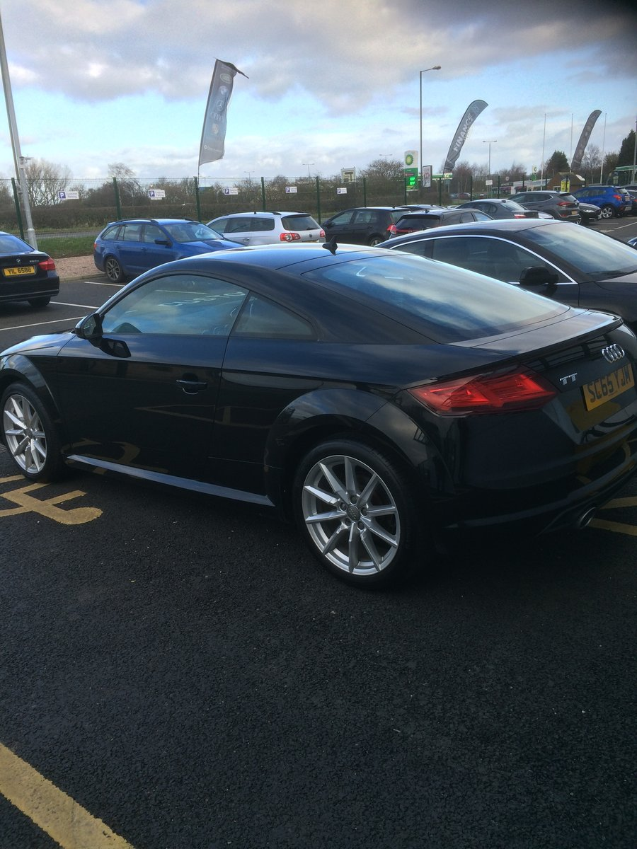 2015 Audi TT ultra 2.0 Diesel Black For Sale (picture 3 of 4)