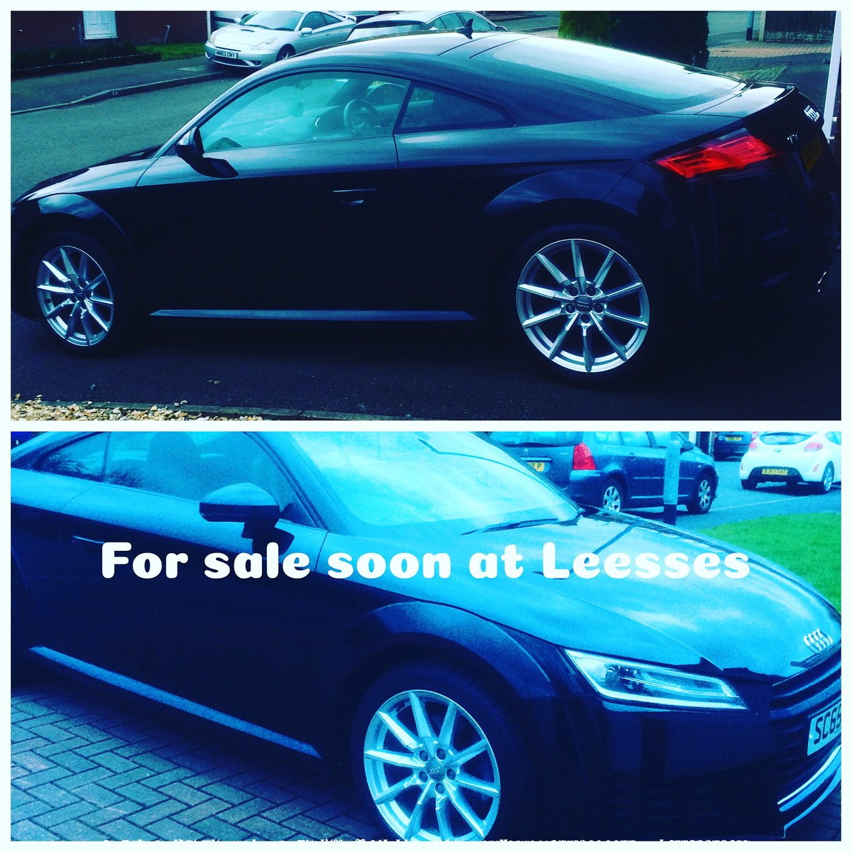 2015 Audi TT ultra 2.0 Diesel Black For Sale (picture 4 of 4)