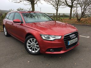 A6 Avant 2013 FSH with Audi, Pan Roof, Towbar
