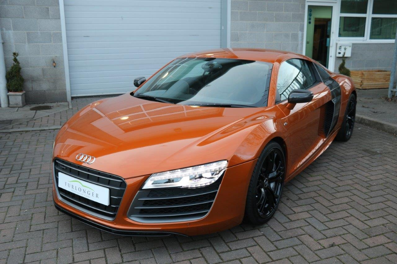 2014 Audi R8 V10 Plus For Sale (picture 1 of 6)