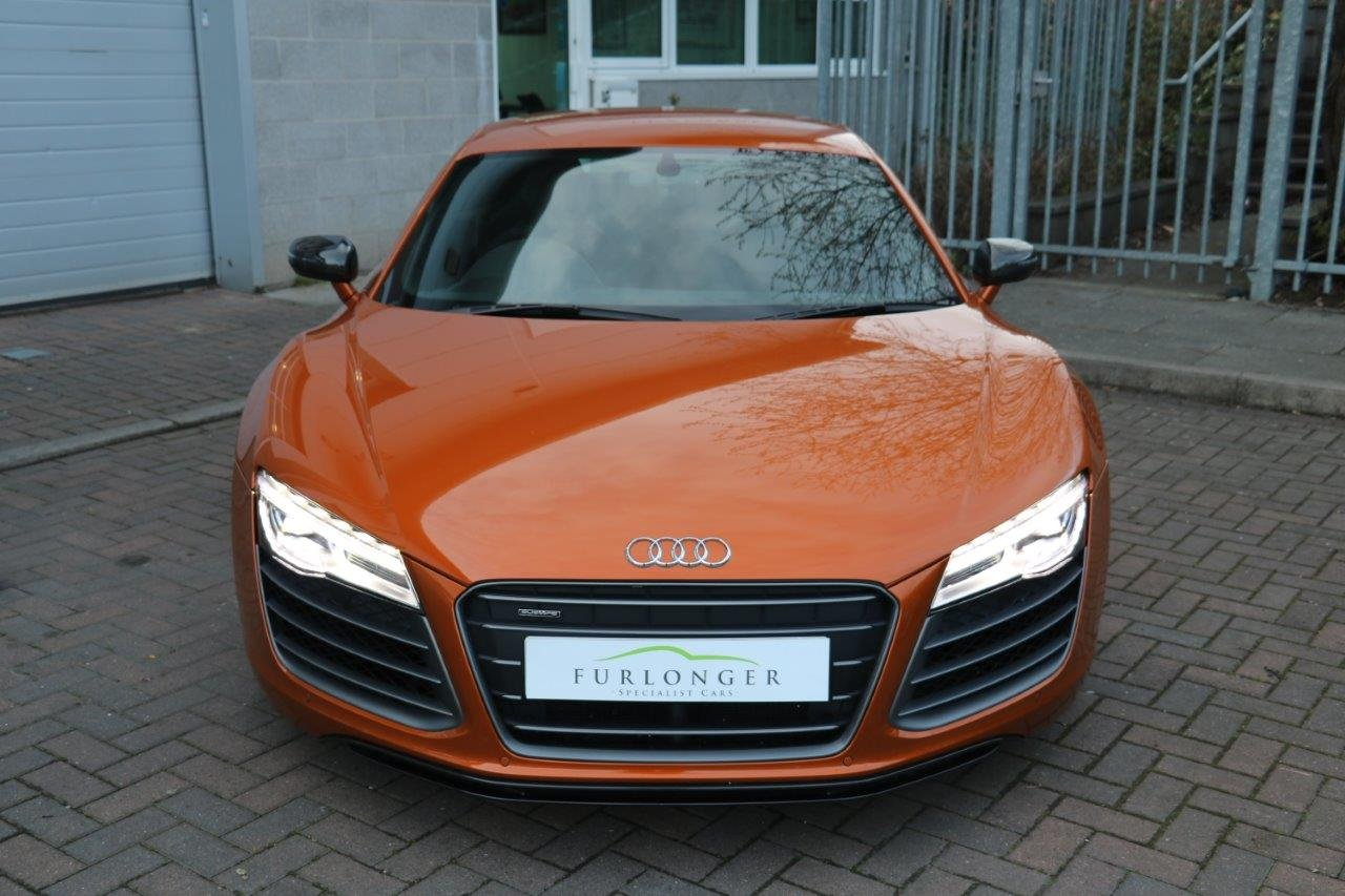 2014 Audi R8 V10 Plus For Sale (picture 2 of 6)
